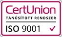 iso 9001 -  Minőségirányítási rendszer - CertUnion - a független tanúsító