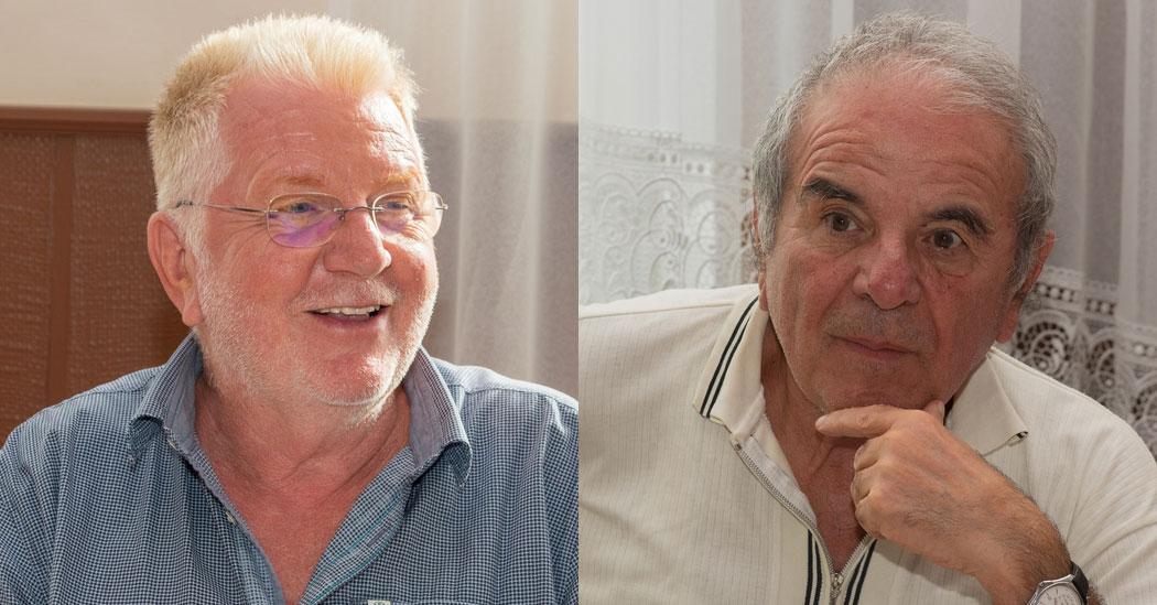 Egy vállalat, két nézőpont-Berta Márton és Zongor Gábor