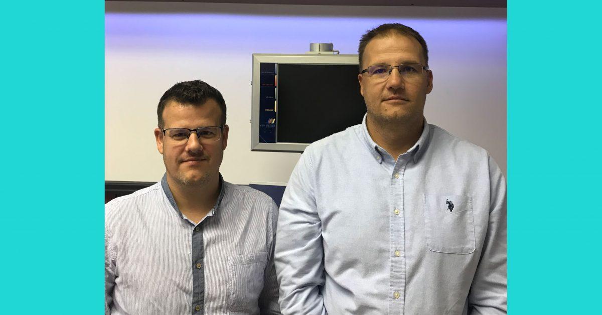 Szabó Péter és Szabó Zoltán